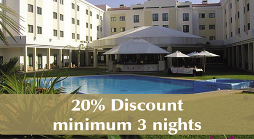 Special Discount - Minimum 3 nights stay